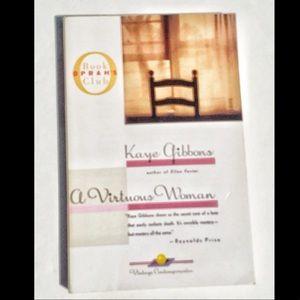 Vintage, A Virtuous Woman, Kanye Gibbons, Oprah